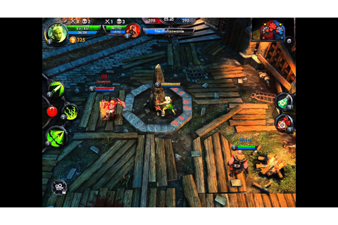 The Witcher Battle Arena - Android iOS Gameplay PL ...