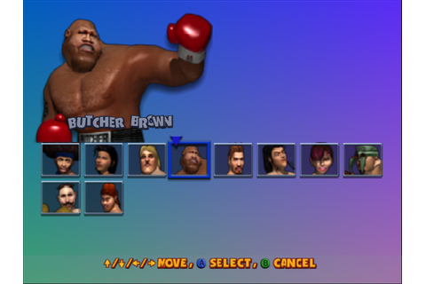 Ready 2 Rumble Boxing: Round 2 Download Game | GameFabrique