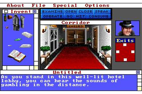 Deja Vu 2 Download (1990 Adventure Game)