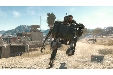 Metal Gear Solid 5: The Phantom Pain Episode 29 - Metallic ...
