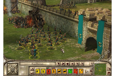Lords of the Realm III - Tai game | Download game Chiến thuật