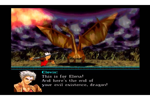 Dragon Valor PSX Let's Play [Part 1] - YouTube