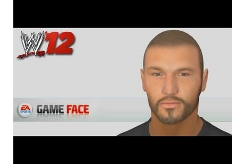 What If WWE '13 Used EA Sports' Game Face? (Randy Orton ...