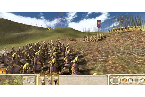'Rome: Total War – Alexander' strategy game coming to the ...