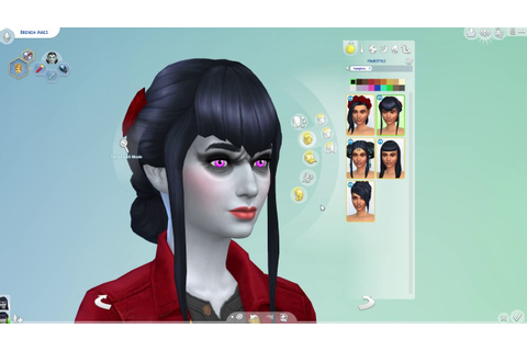 'The Sims 4: Vampires' Game Pack Preview - YouTube