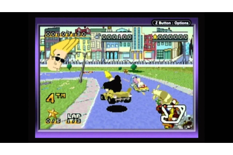 CGRundertow CARTOON NETWORK SPEEDWAY for Game Boy Advance ...