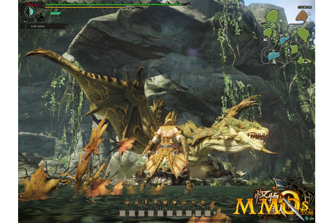 Monster Hunter Online Game Review