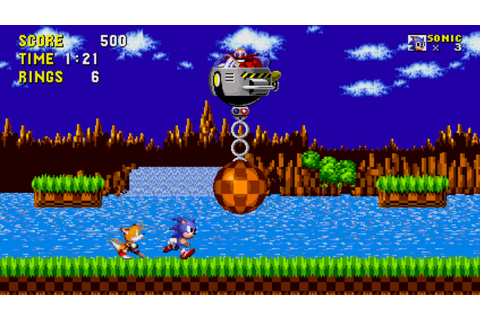 Sonic The Hedgehog™ | SEGA