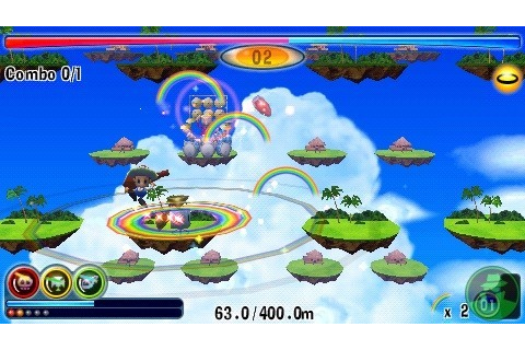 Rainbow Islands Evolution ISO PPSSPP – PPSSPP PS2 APK ...
