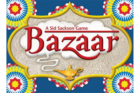 Bazaar Board Game Review | play board games