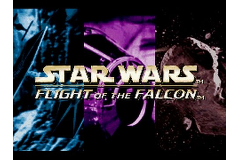 【GBA】 Star Wars: Flight of the Falcon (CREDITS - GAME BOY ...