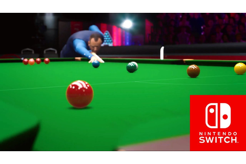 Snooker 19 Trailer Nintendo Switch HD - YouTube