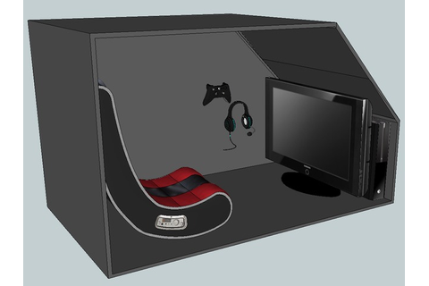 Ode to Pod (Gaming Pod on Kickstarter) – GameQuiche