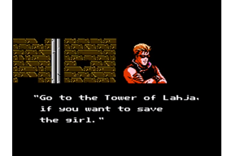 Test de Shadow Warriors II : Ninja Gaiden II sur Nintendo Nes