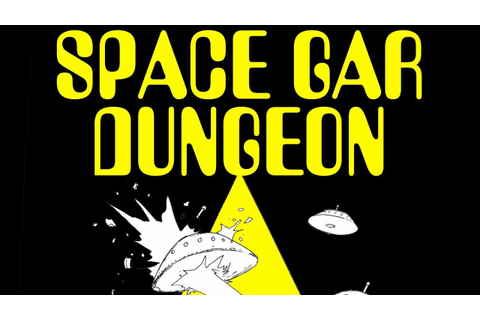 Classic Game Room - SPACE GAR DUNGEON review - YouTube