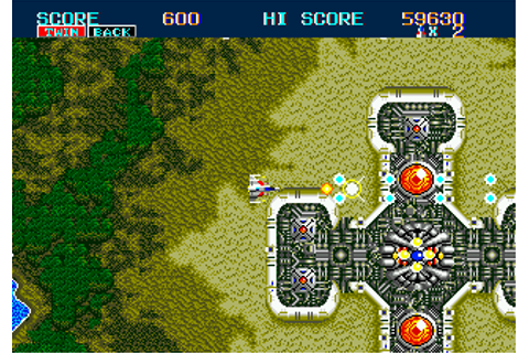 Thunder Force II MD (Japan) ROM