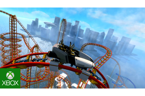 Screamride Announce Trailer - YouTube