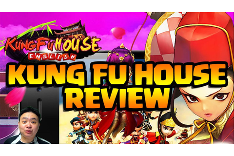 Kung Fu House Game Review (iOS & Android) - YouTube