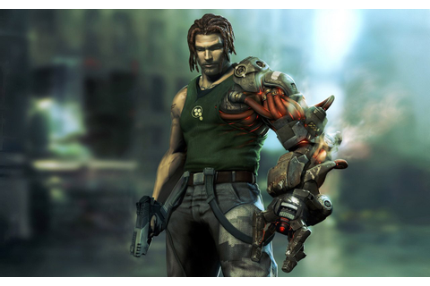 Sexy Wallpaper: Bionic Commando Game Commando Holding ...