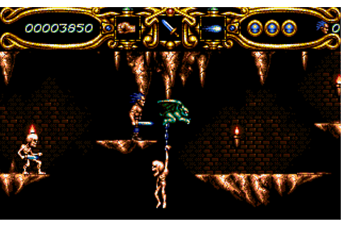 Myth: History in the Making Screenshots for Amiga - MobyGames