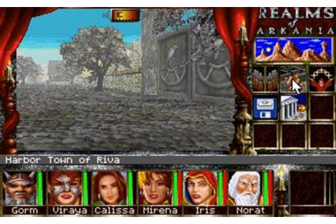 Realms of Arkania 3 - Shadows over Riva Classic on Steam ...