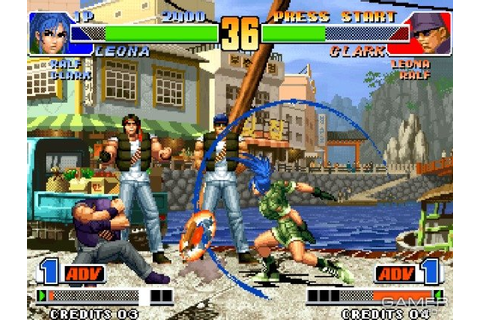The King of Fighters '98: The Slugfest (1998 video game)