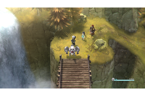 Lost Sphear Western Release January 23rd for PS4, Switch ...