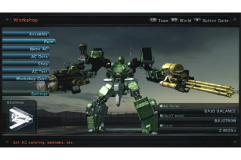 Good Game Stories - Armored Core 5