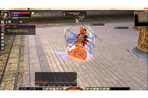 Martial Heroes 2014.(Do online / 디오 온라인) Asura Boss - YouTube
