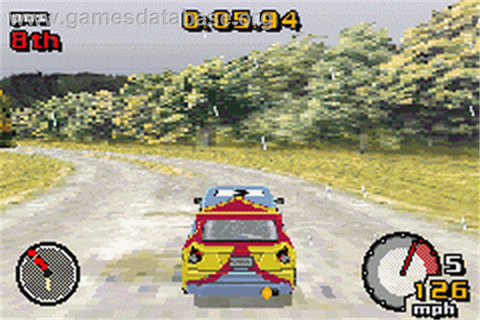 Top Gear Rally - Nintendo Game Boy Advance - Games Database