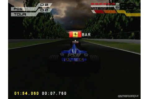 Formula One 2001 Download Game | GameFabrique