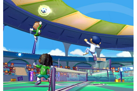 EA Playground (Wii) Screenshots