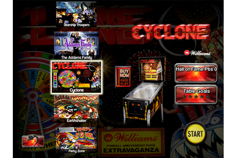 The Pinball Arcade Screenshots for iPad - MobyGames