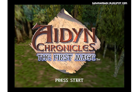 Aidyn Chronicles : The First Mage (N64) - Download Game ...
