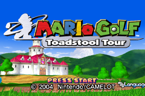 Romhacking.net - Games - Mario Golf: Toadstool Tour