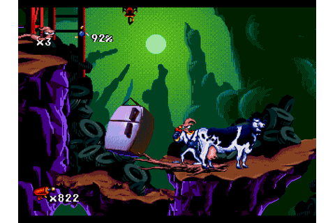 Earthworm Jim Download Game | GameFabrique