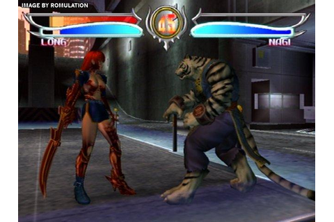 Bloody Roar 4 (USA) Sony PlayStation 2 (PS2) ISO Download ...