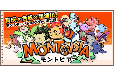 Montopia on Android