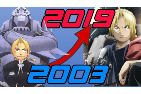 Evolution/History of Fullmetal Alchemist Games (2003-2019 ...