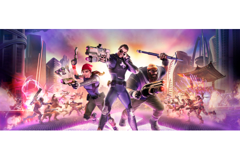 Agents of Mayhem | Deep Silver