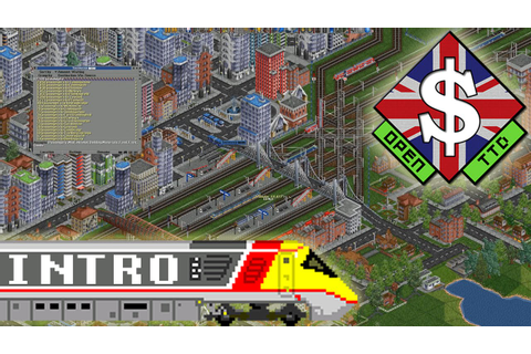 OpenTTD :: Building a Country [Introduction] - YouTube