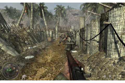 REVIEW (video game) – CALL OF DUTY : WORLD AT WAR ...