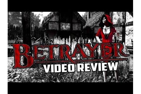 Betrayer PC Game Review - YouTube