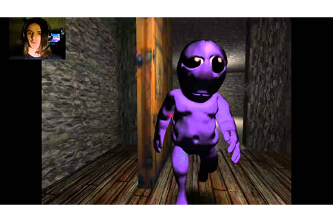 Aniril Plays: 3D Ao Oni! - YouTube