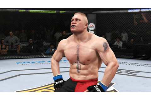 EA Sports UFC update brings Legend fighters | PlayStation ...