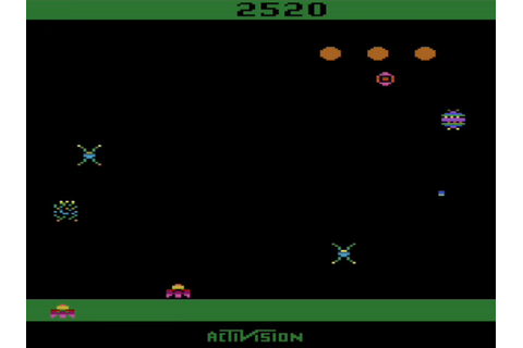 Spider Fighter (Atari 2600) - The Game Hoard