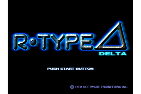 Play R-Type Delta Sony PlayStation online | Play retro ...