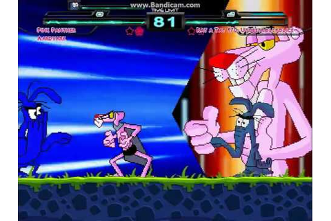 TMF MUGEN REQUEST #61 pink panther and aardvark VS Rat a ...