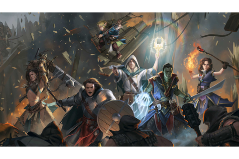 New Trailer for Pathfinder: Kingmaker reveals features ...
