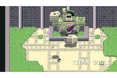Titan Souls Evolution | From Game Jam to PlayStation - YouTube